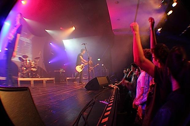 Die Bewerbungsfrist für das 1. Attendorner Band-Casting wurde bis zum 15. August 2014 verlängert (Foto: Hansestadt Attendorn).