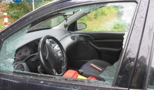 Firmenfahrzeug aufgebrochen – Werkzeug gestohlen