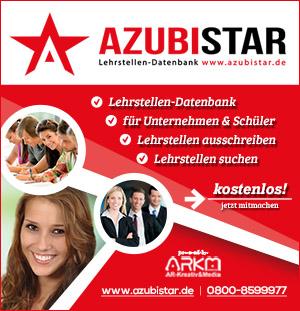 Lehrstellen-Datenbank AzubiStar.de