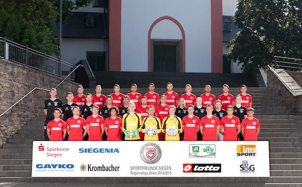 Quelle: Sportfreunde Siegen von 1899 Spielbetriebs-GmbH
