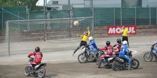 Photo of Motoball-Bundesliga: Klarer Derbysieg in Kierspe