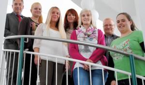 Stadt Olsberg: Sieben junge Menschen starten ins Berufsleben