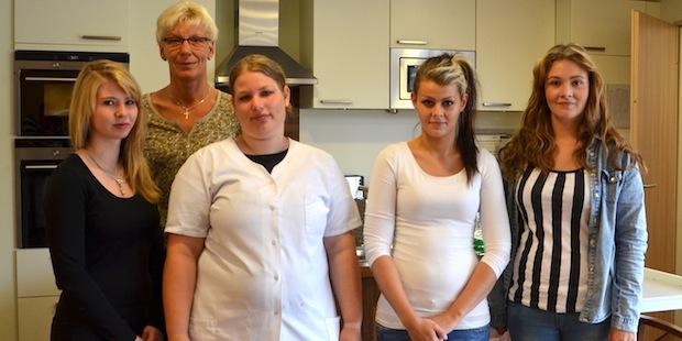 Photo of Ausbildung im Diakoniezentrum heiß begehrt