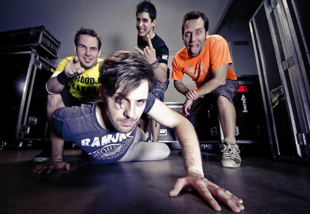 "Photo of Open-Air Sommer: ""Alex im Westerland"" feiern Punkrock-Party"