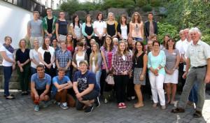 Gesundheits- und Krankenpflegeschule: 33 neue Azubis starten