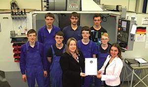 TITAL GmbH für gute Ausbildung ausgezeichnet