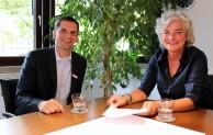 Petra Crone zu Gast im Attendorner Rathaus