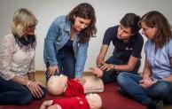 """""""Erste Hilfe am Kind"""": Johanniter bieten Kurs an"""