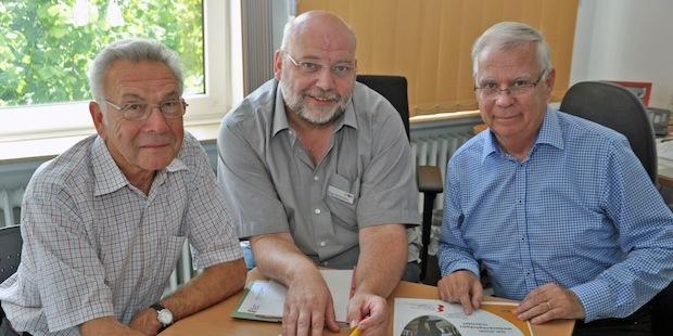 Photo of Stadt und Ehrenamtliche werben für freiwilligen Einsatz