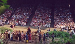 Karl-May-Festspiele in Elspe geben Zusatzvorstellung