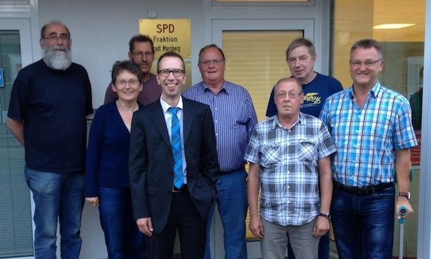 Photo of SPD-Ortsverein Niedermarsberg wählt neuen Vorstand