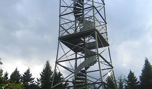 Gillerbergturm wieder frei für Besucher