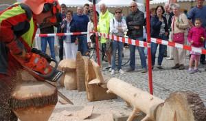 Holzmarkt 2014 nutzt freies WLAN für Twitter