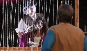 Musical-Weltpremiere EINGEFÄDELT auf der Freilichtbühne Hallenberg