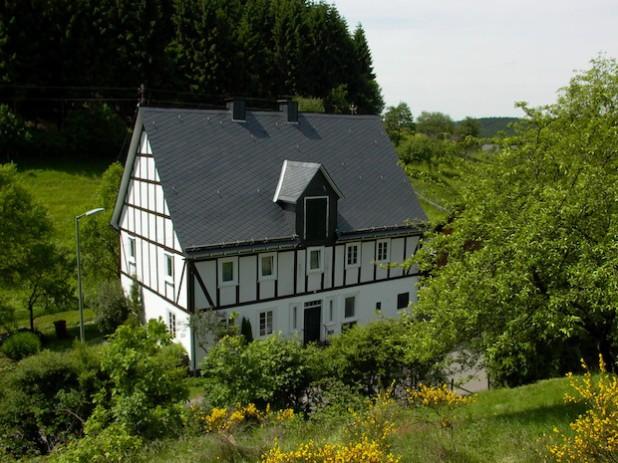 Das Jung-Stilling-Haus (Foto: Stadt Hilchenbach).