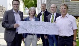 Neubau von zwei Kreisverkehren in Iserlohn
