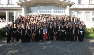 Festakt zum 25-jährigen Jubiläum des MJO im Grohe-Forum