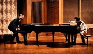 """""""Piano Battle"""": Konzertshow von und mit Andreas Kern und Paul Cibis"""