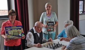 Sommerpause beendet: Spielenachmittage für Senioren starten wieder