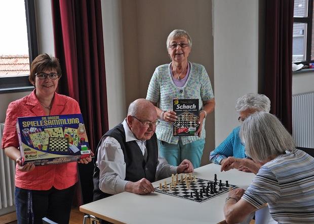 Photo of Sommerpause beendet: Spielenachmittage für Senioren starten wieder