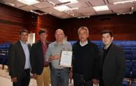 Stadt Geseke erhält Zertifikat für Sanierung