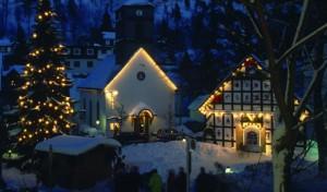 Weihnachten mal romantisch und ohne Stress erleben?