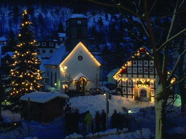Photo of Weihnachten mal romantisch und ohne Stress erleben?