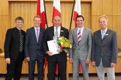 <b>Dezernent Martin Vollmert in den Ruhestand verabschiedet</b>