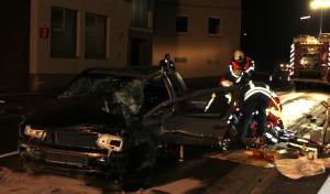 Junger Hemeraner bei Unfall schwer verletzt