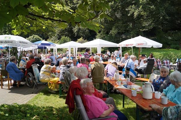 "Photo of Sommerfest im ""Haus am Bomberg"""