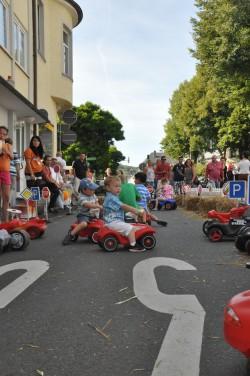 """Das diesjährige Stadtfest vom 6. bis 7. September 2014 steht unter dem Motto """"Attendorn macht mobil!"""" (Foto: Hansestadt Attendorn)."""
