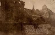 Großbrand auf der Burg Schnellenberg vor 125 Jahren