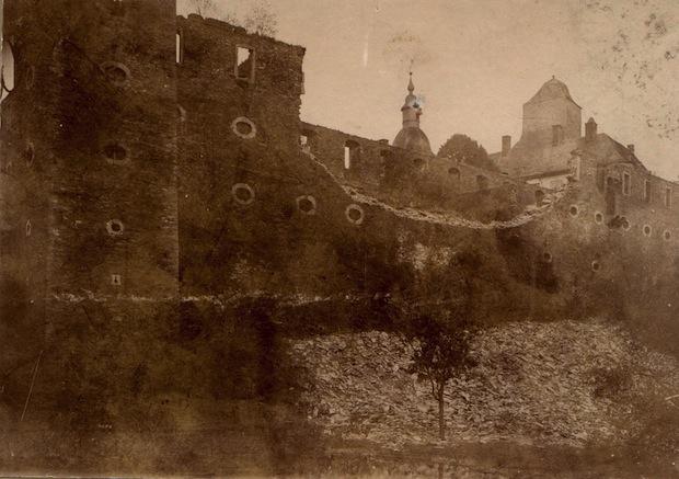 Photo of Großbrand auf der Burg Schnellenberg vor 125 Jahren