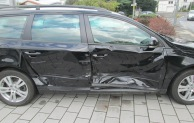 Ense-Bremen: Verkehrsunfall auf der B 516