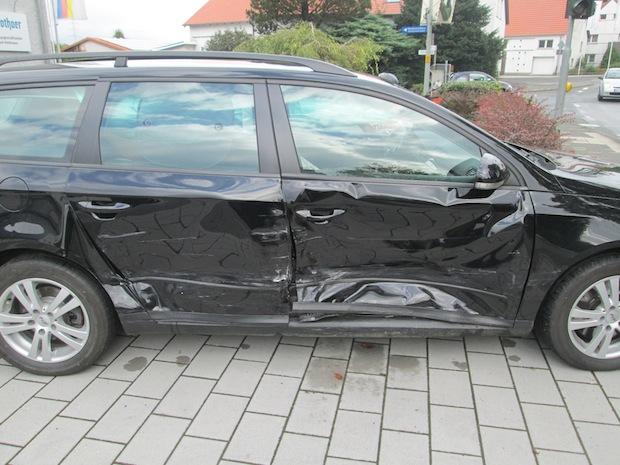 Photo of Ense-Bremen: Verkehrsunfall auf der B 516