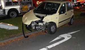 Soest: Drei Verletzte bei schwerem Verkehrsunfall