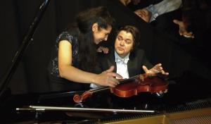 """Kammermusik par excellence: Das """"Parfenov Duo"""" kommt"""