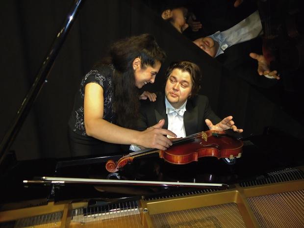 """Photo of Kammermusik par excellence: Das """"Parfenov Duo"""" kommt"""