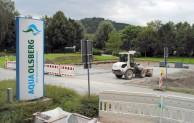 AquaOlsberg: Parkraum und Service für bis zu zehn Wohnmobile