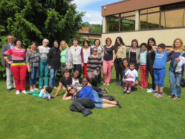 Photo of 18 Frauen aus 7 Nationen geben Orientierung