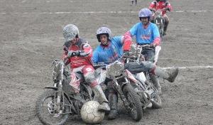 Motoball-Bundesliga: Viertelfinale um die Deutsche Meisterschaft