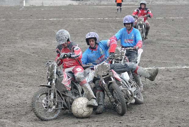 Photo of Motoball-Bundesliga: Viertelfinale um die Deutsche Meisterschaft