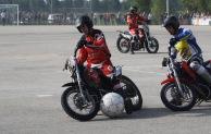 Deutsche Motoball-Meisterschaft in Kierspe: Das Halbfinale vor Augen