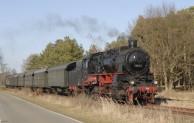 Dampfzug-Fahrt ab Binolen nach Warstein