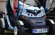 Sponsoren ermöglichen erstes städtisches E-Mobil