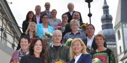 <b>Bürgermeister ehrt Mitarbeiter für 25- und 40-jährige Treue</b>