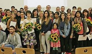 Einbürgerungsfeier: Landrat begrüßt 40 neue Märker