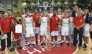 """Krombacher Challenge"": FC Bayern Basketball siegt"