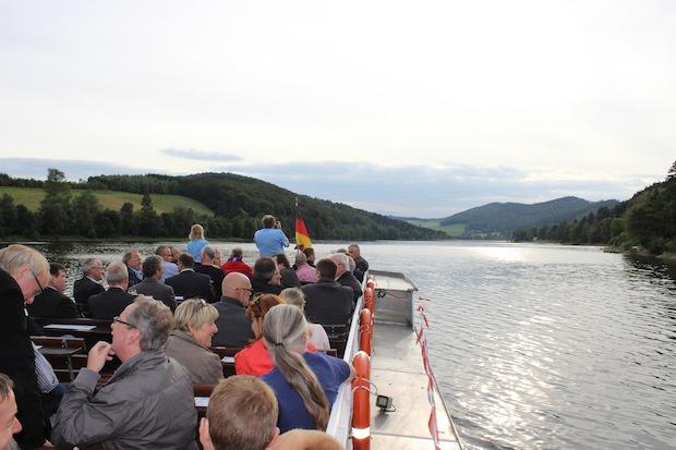 """Photo of """"Gespräch am See"""": Breites Interesse für den Diemelsee"""