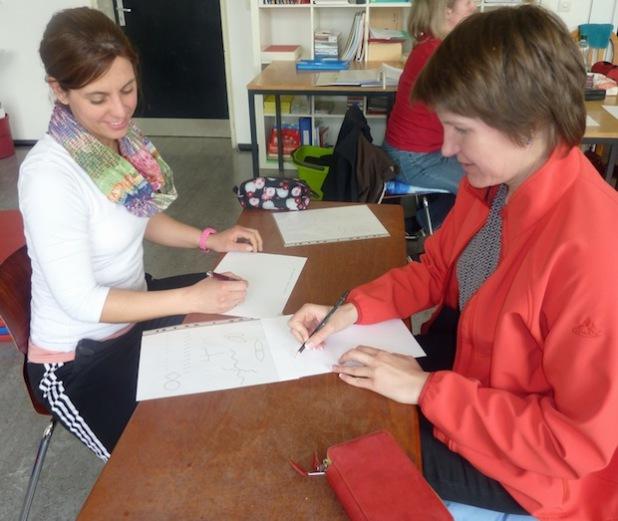 Die Lehrerfortbildung für Bewegung in der Schule (Foto: HSK)